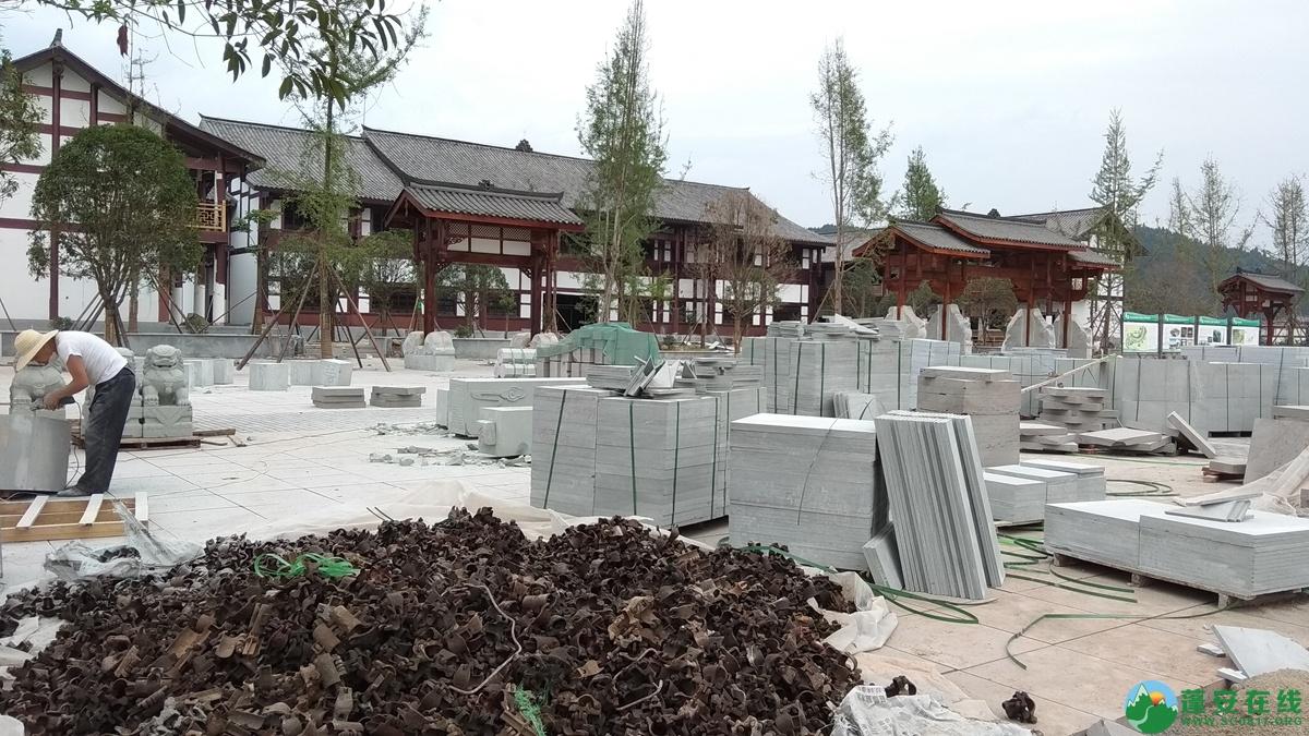 蓬安相如旅游接待中心建设进展(2018.6.3) - 第34张  | 蓬安在线
