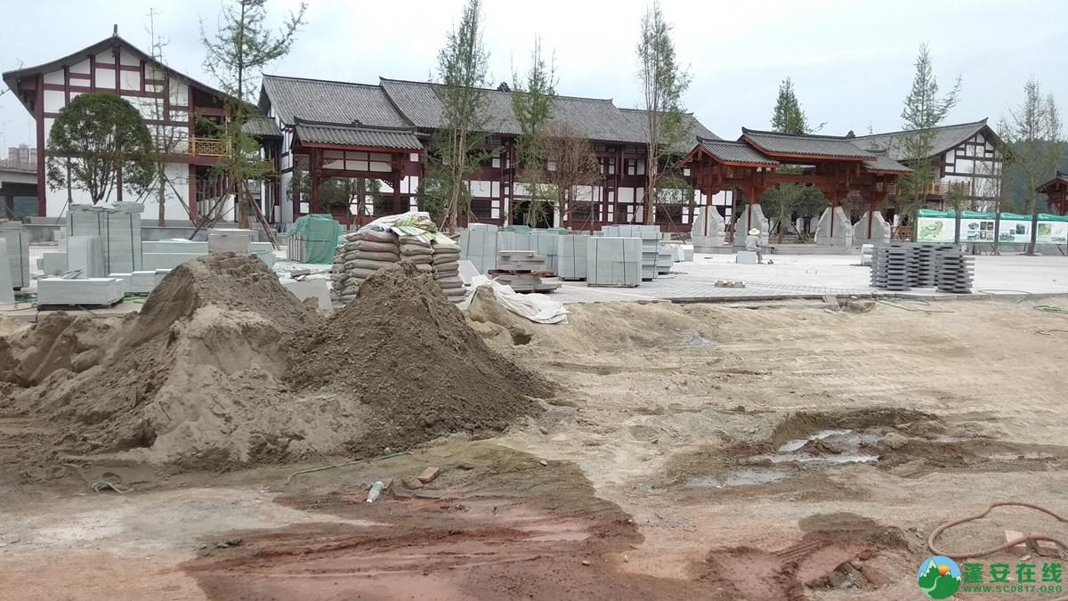 蓬安相如旅游接待中心建设进展(2018.6.3) - 第35张  | 蓬安在线