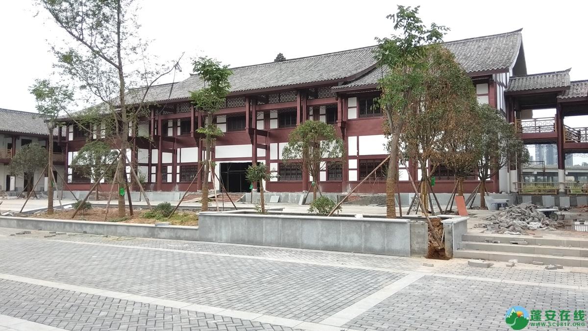 蓬安相如旅游接待中心建设进展(2018.6.3) - 第39张  | 蓬安在线