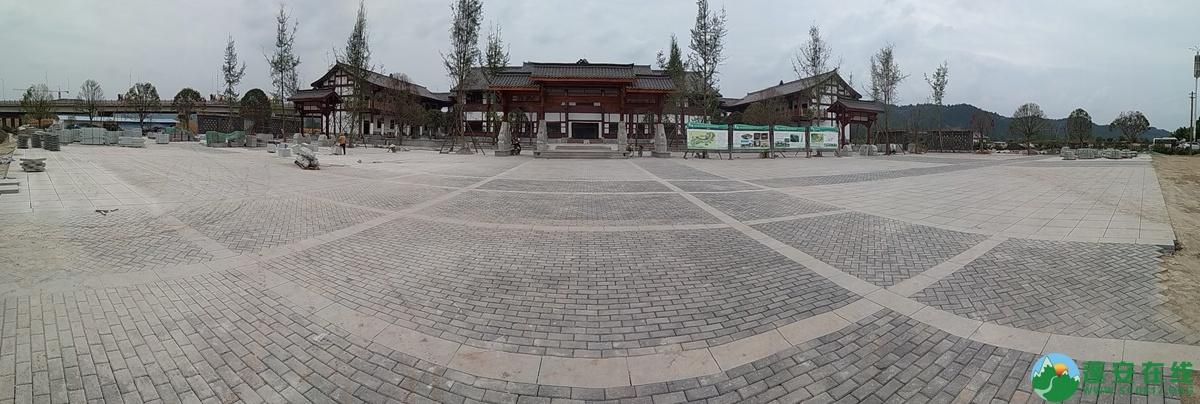 蓬安相如旅游接待中心建设进展(2018.6.3) - 第1张  | 蓬安在线