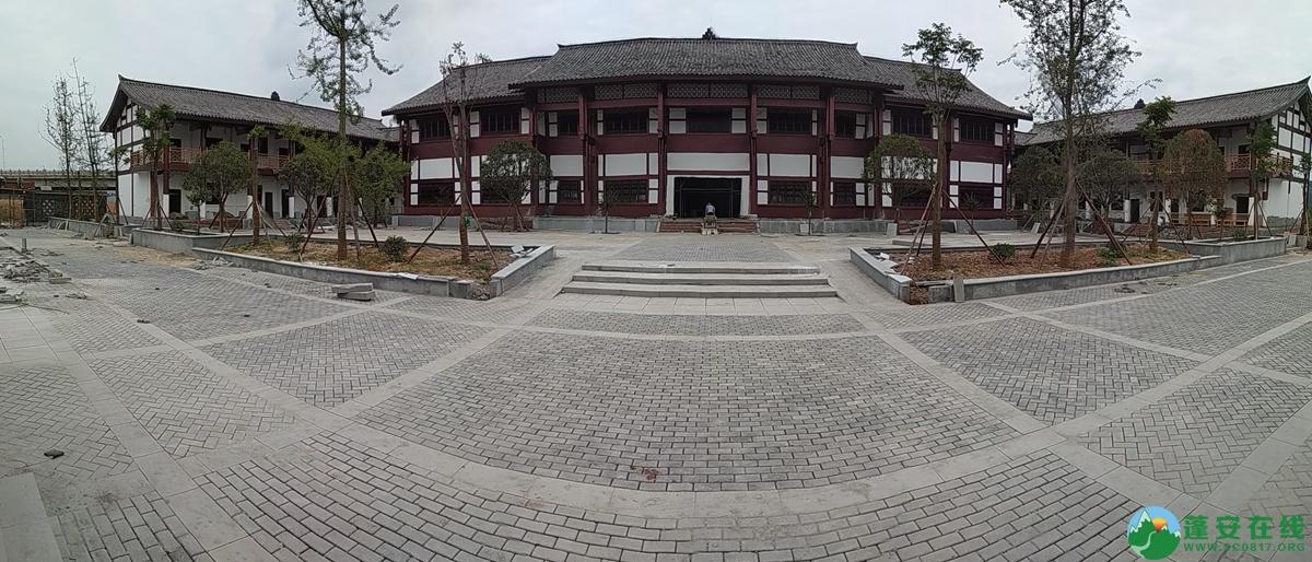 蓬安相如旅游接待中心建设进展(2018.6.3) - 第2张  | 蓬安在线