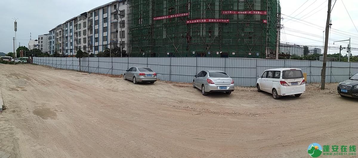 蓬安相如旅游接待中心建设进展(2018.6.3) - 第3张  | 蓬安在线