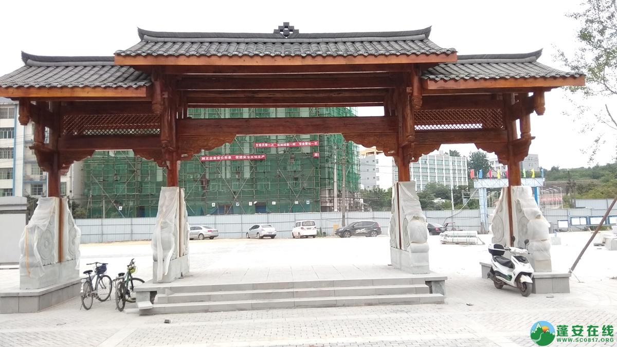 蓬安相如旅游接待中心建设进展(2018.6.3) - 第12张  | 蓬安在线