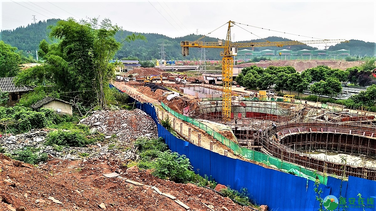 蓬安污水处理厂改建工程 - 第8张  | 蓬安在线