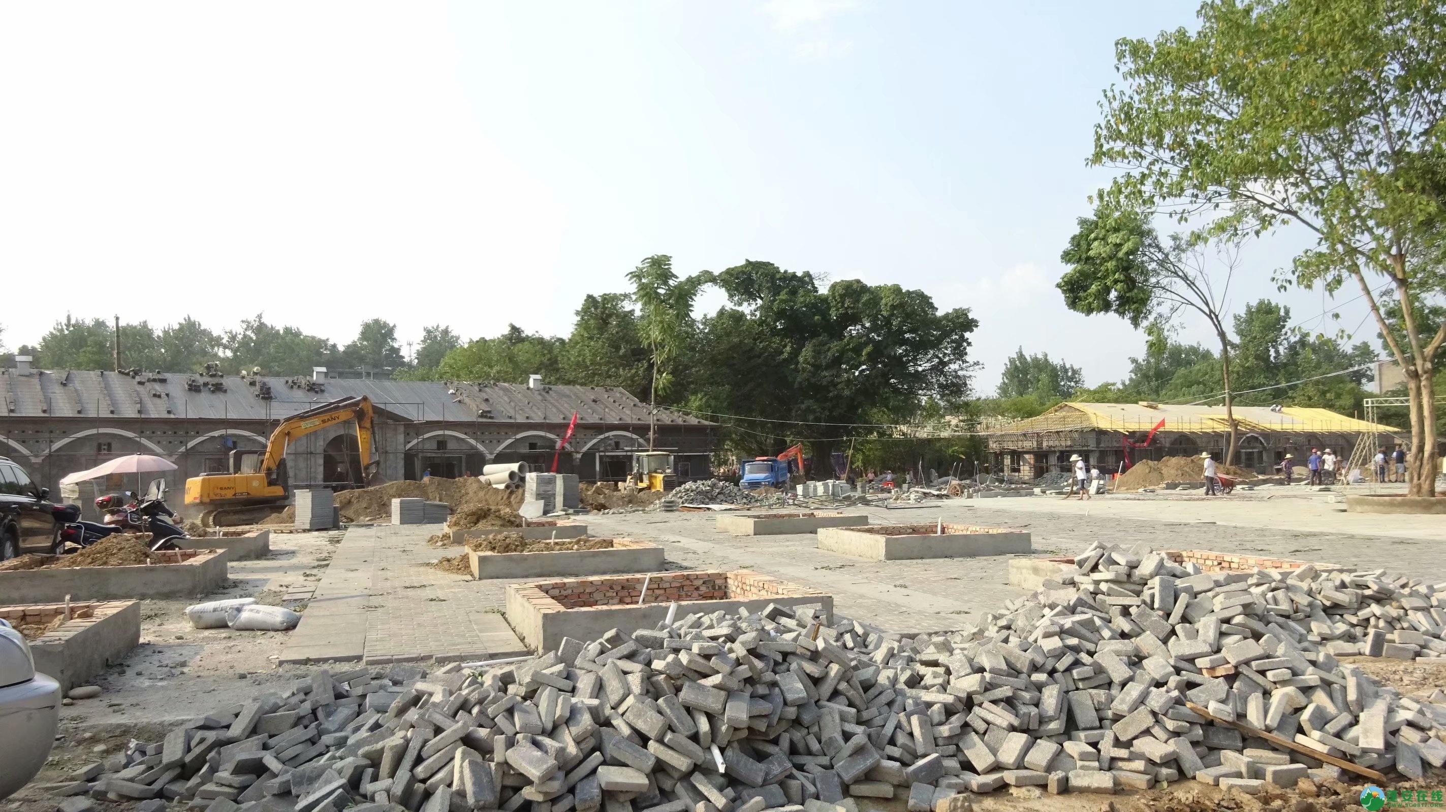 蓬安锦屏相如故城建设迅猛 - 第66张  | 蓬安在线