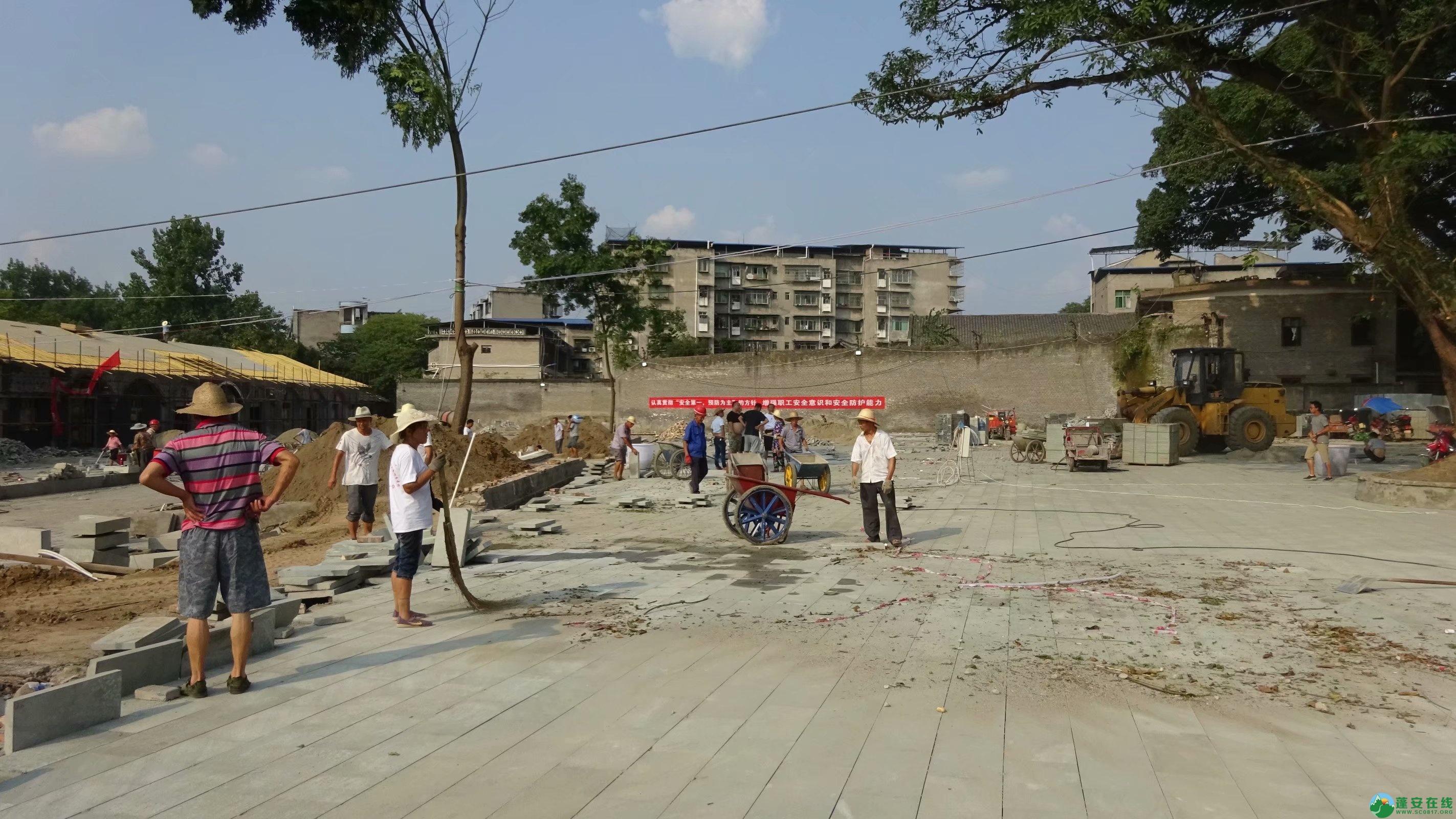 蓬安锦屏相如故城建设迅猛 - 第60张  | 蓬安在线