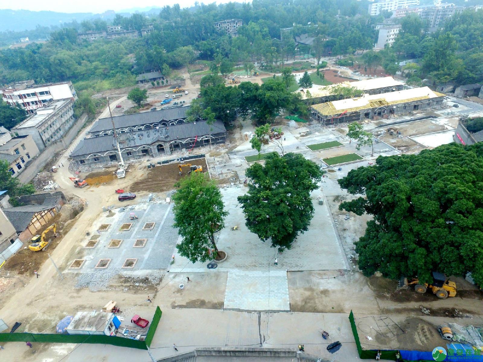 蓬安锦屏相如故城最新进展 - 第2张  | 蓬安在线