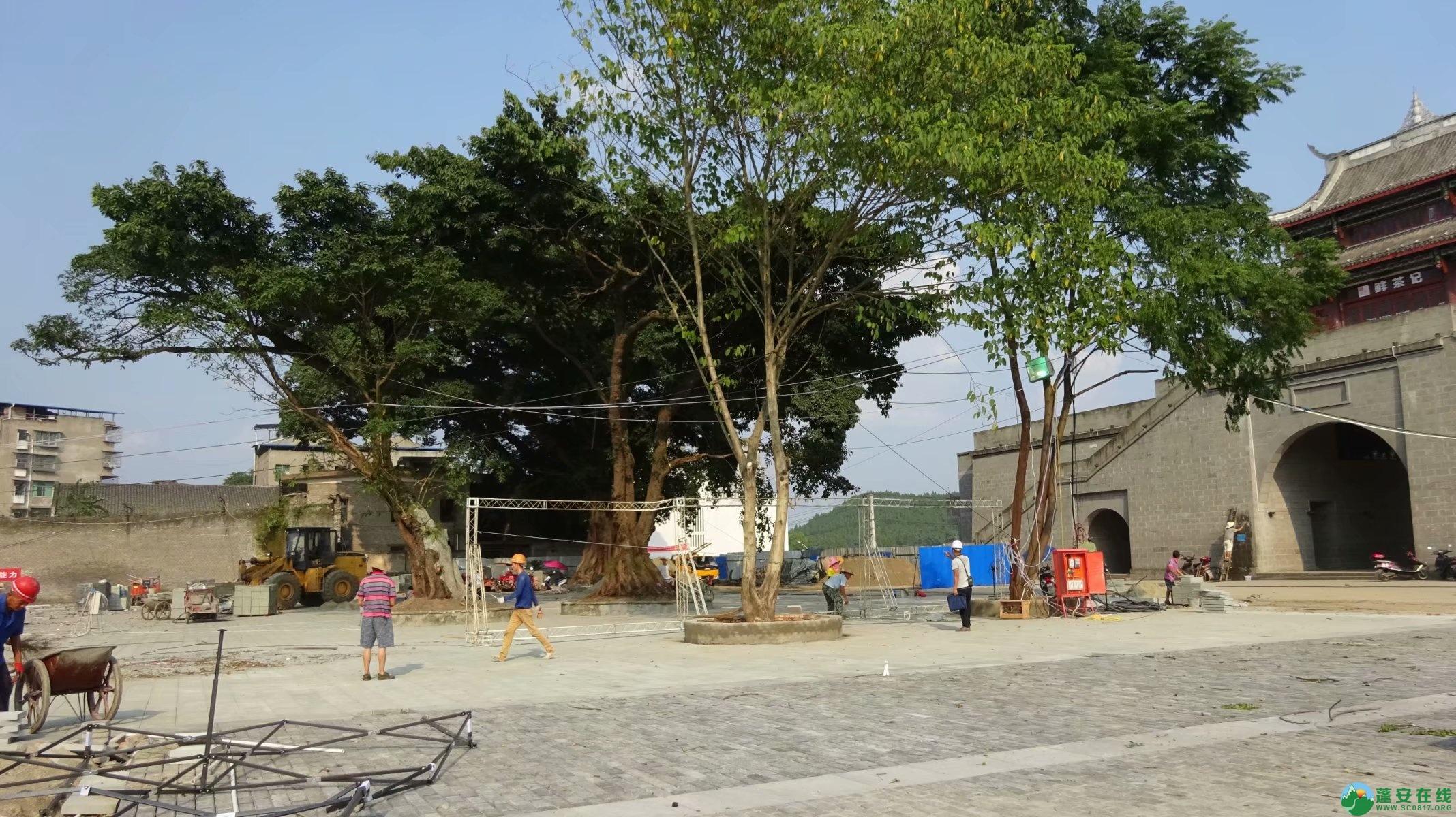 蓬安锦屏相如故城建设迅猛 - 第75张  | 蓬安在线