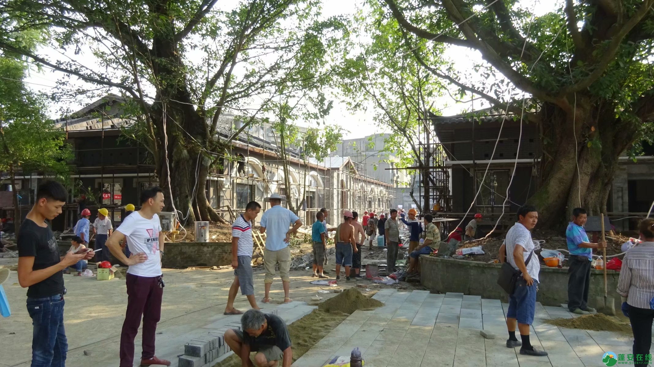 蓬安锦屏相如故城建设迅猛 - 第43张  | 蓬安在线