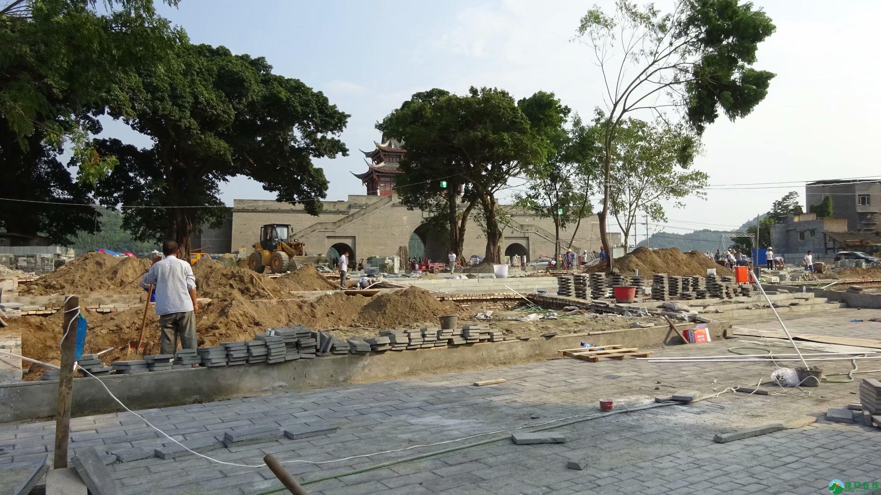 蓬安锦屏相如故城建设迅猛 - 第41张  | 蓬安在线