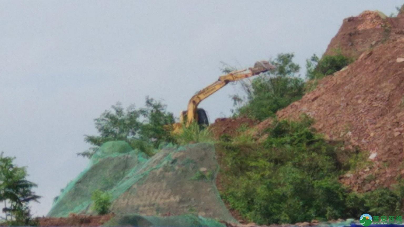蓬安县轿顶山公园建设工程正式开工 - 第6张  | 蓬安在线