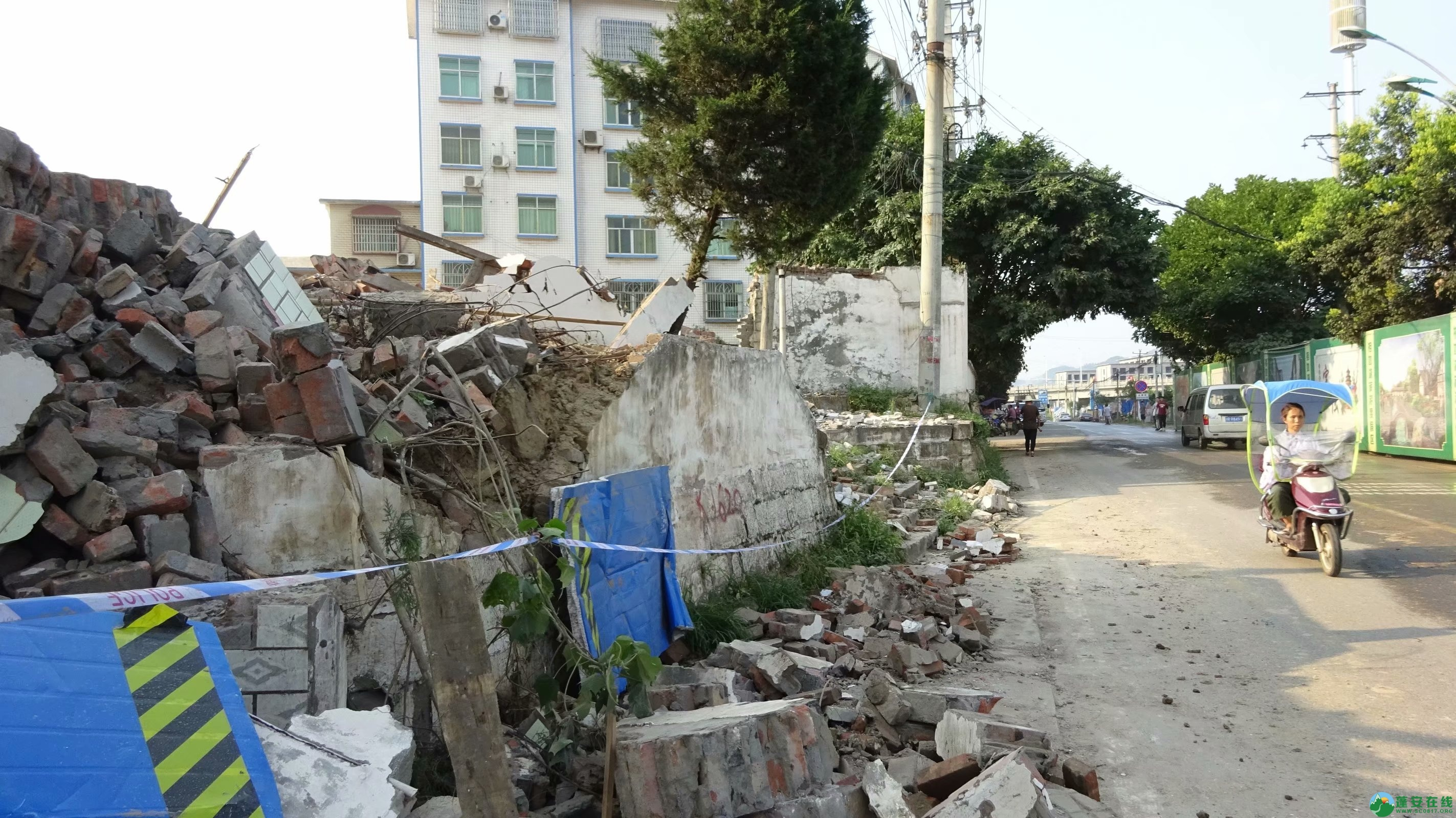 蓬安锦屏相如故城建设迅猛 - 第6张  | 蓬安在线