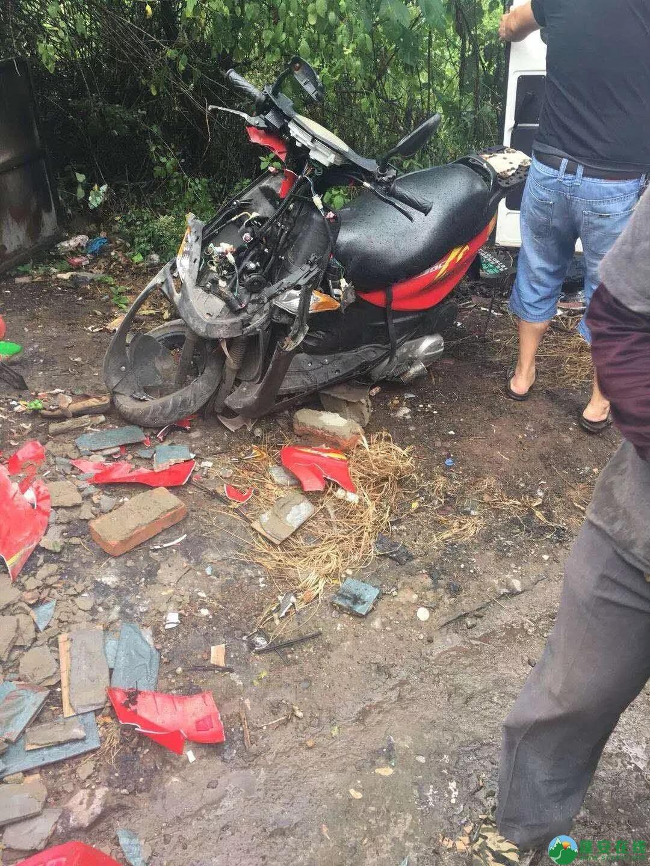 蓬安一男子,在去龙云寺途中突遇车祸不幸身亡 - 第2张  | 蓬安在线