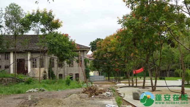 蓬安锦屏相如故城工地进展 - 第23张  | 蓬安在线