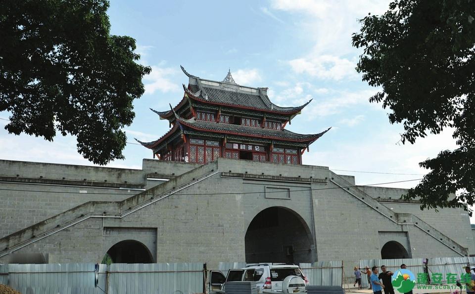 蓬安县厚植文化底蕴,争创国家历史文化名城 - 第4张  | 蓬安在线