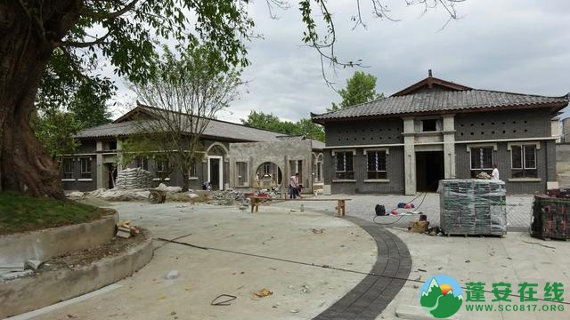 蓬安锦屏相如故城工地进展 - 第2张  | 蓬安在线
