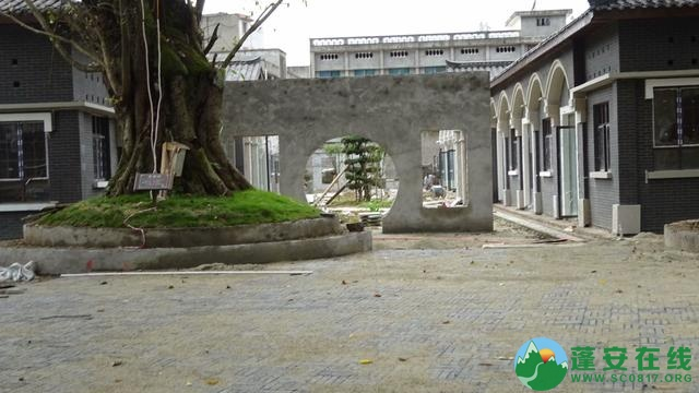 蓬安锦屏相如故城工地进展 - 第3张  | 蓬安在线