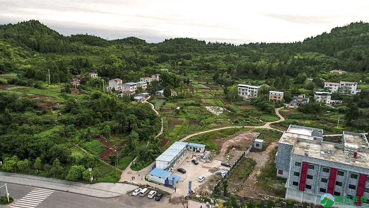 蓬安县凤凰大道江边新貌 - 第8张  | 蓬安在线