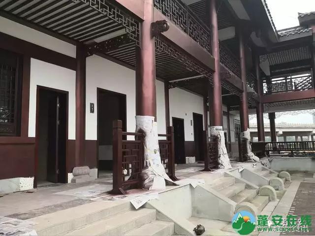 蓬安县相如湖旅游度假区游客接待中心现状 - 第10张  | 蓬安在线