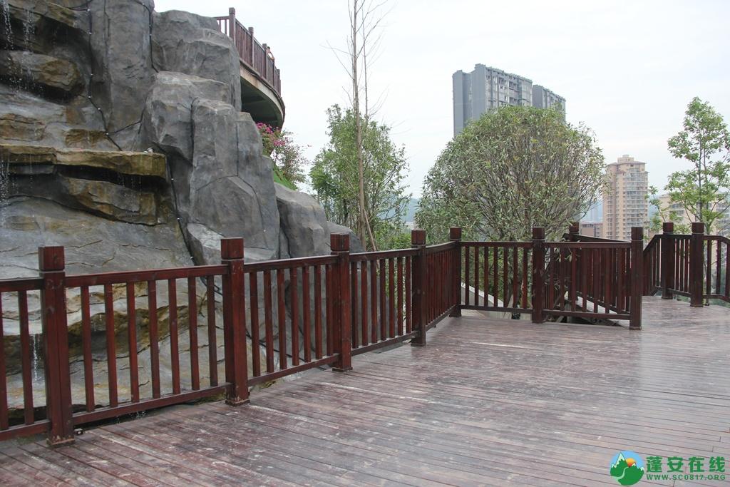 蓬安桑梓火锅公园山顶已对外开放 - 第25张  | 蓬安在线