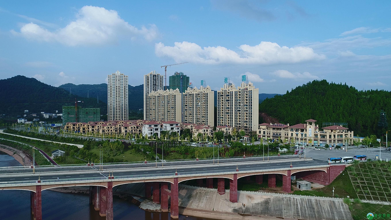 蓬安滨河新城新相貌 - 第3张  | 蓬安在线