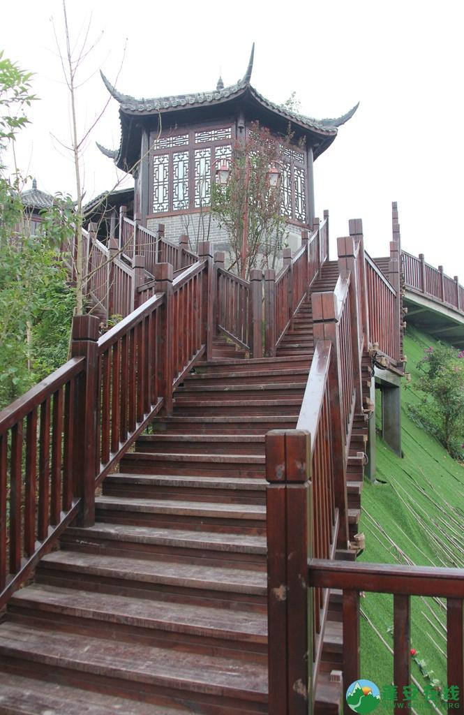 蓬安桑梓火锅公园山顶已对外开放 - 第34张  | 蓬安在线