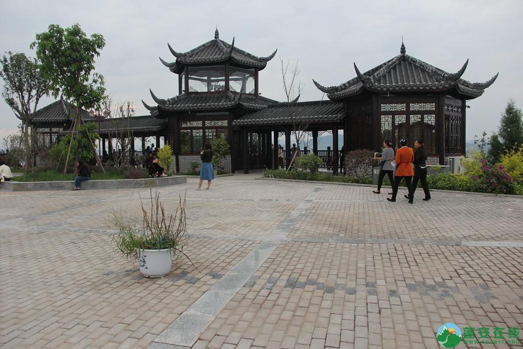 蓬安桑梓火锅公园山顶已对外开放 - 第41张  | 蓬安在线