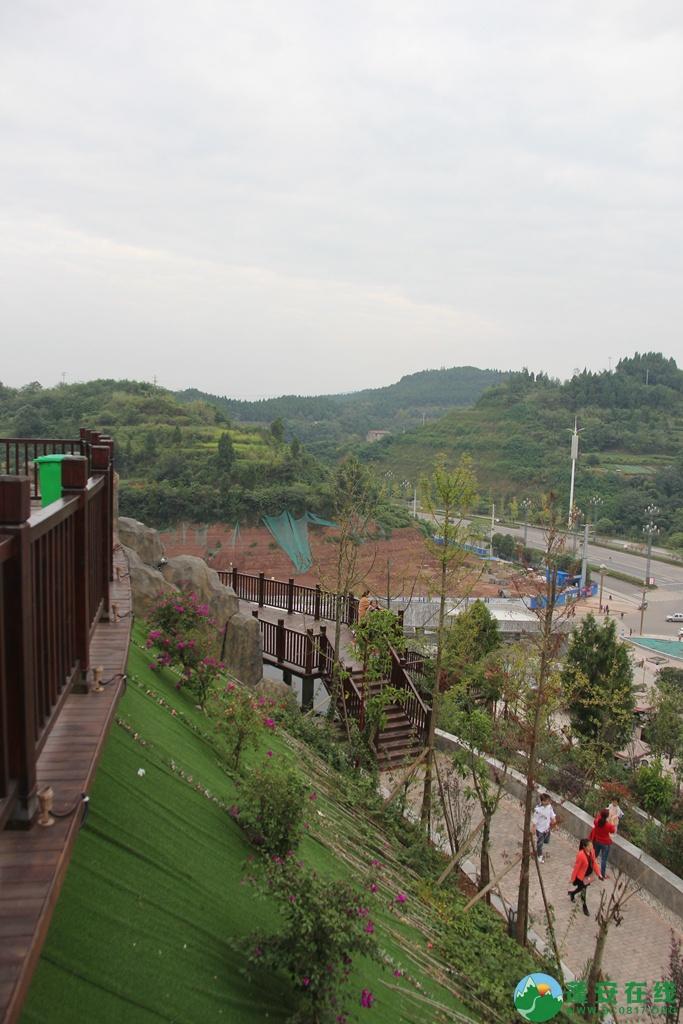 蓬安桑梓火锅公园山顶已对外开放 - 第45张  | 蓬安在线