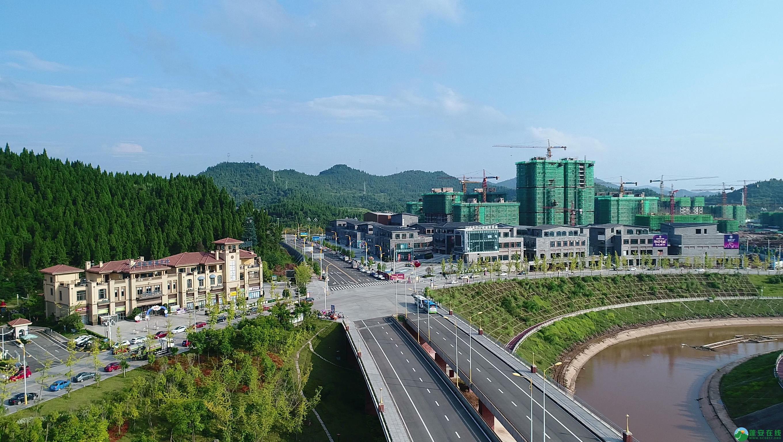 蓬安滨河新城新相貌 - 第5张  | 蓬安在线