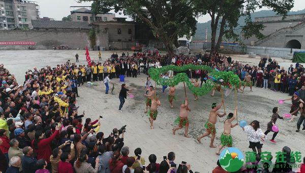 大型纪录片《嘉陵江》文化旅游考察团走进蓬安县 - 第6张  | 蓬安在线
