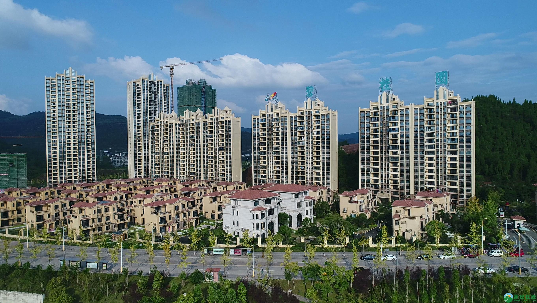 蓬安滨河新城新相貌 - 第6张  | 蓬安在线