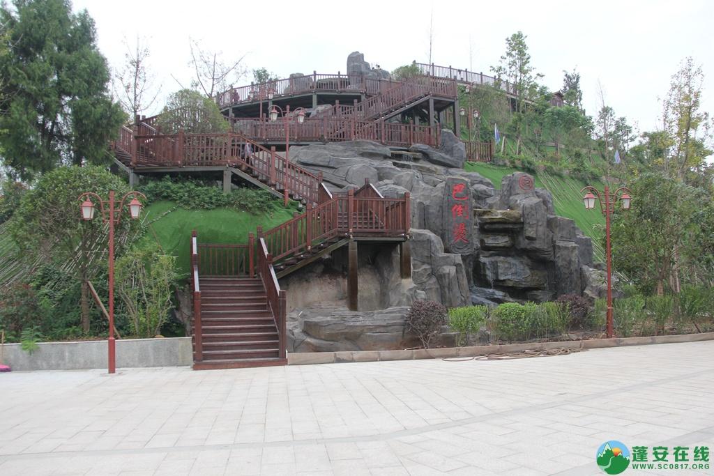 蓬安桑梓火锅公园山顶已对外开放 - 第64张  | 蓬安在线