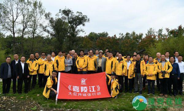 大型纪录片《嘉陵江》文化旅游考察团走进蓬安县 - 第7张  | 蓬安在线