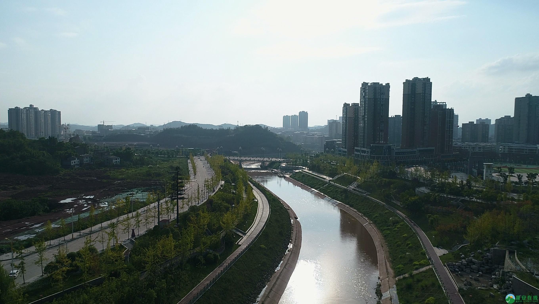 蓬安滨河新城新相貌 - 第7张  | 蓬安在线