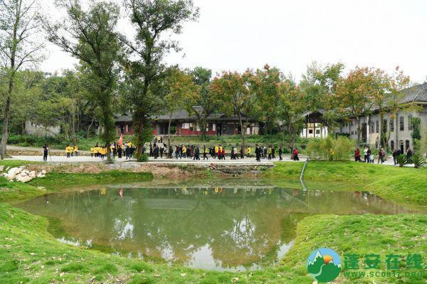 大型纪录片《嘉陵江》文化旅游考察团走进蓬安县 - 第8张  | 蓬安在线
