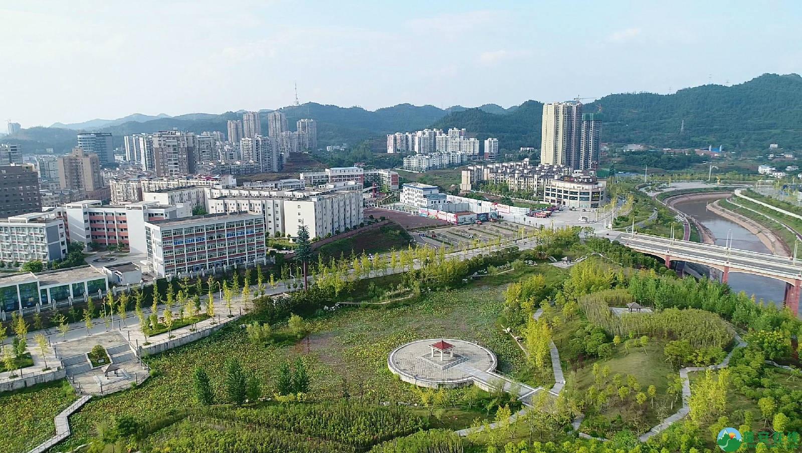 蓬安滨河新城新相貌 - 第9张  | 蓬安在线