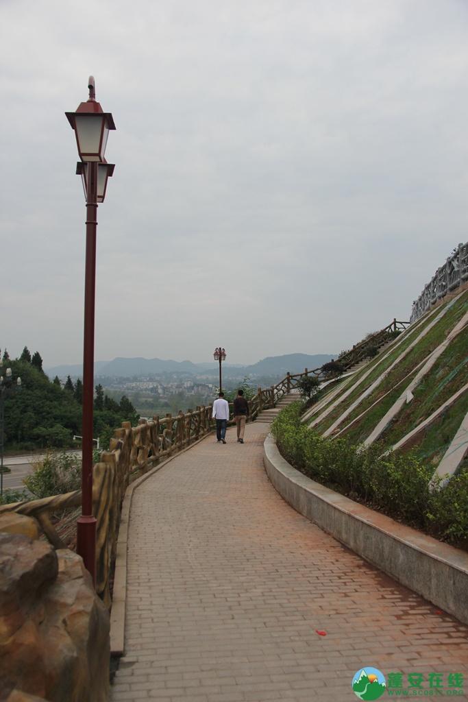 蓬安桑梓火锅公园山顶已对外开放 - 第9张  | 蓬安在线