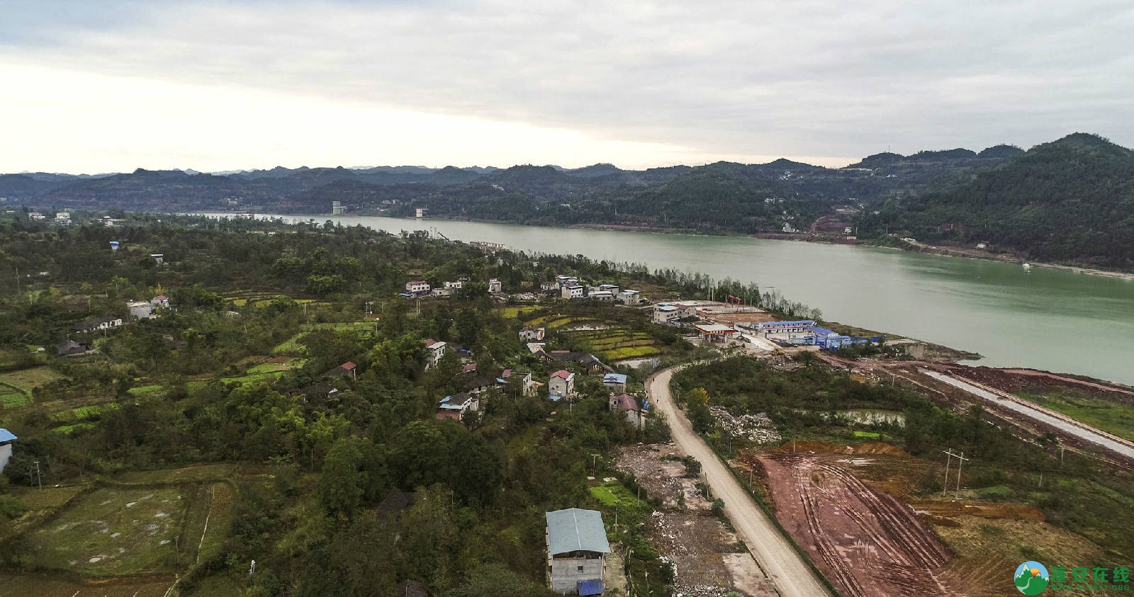 蓬安县锦屏镇建设新况 - 第11张  | 蓬安在线