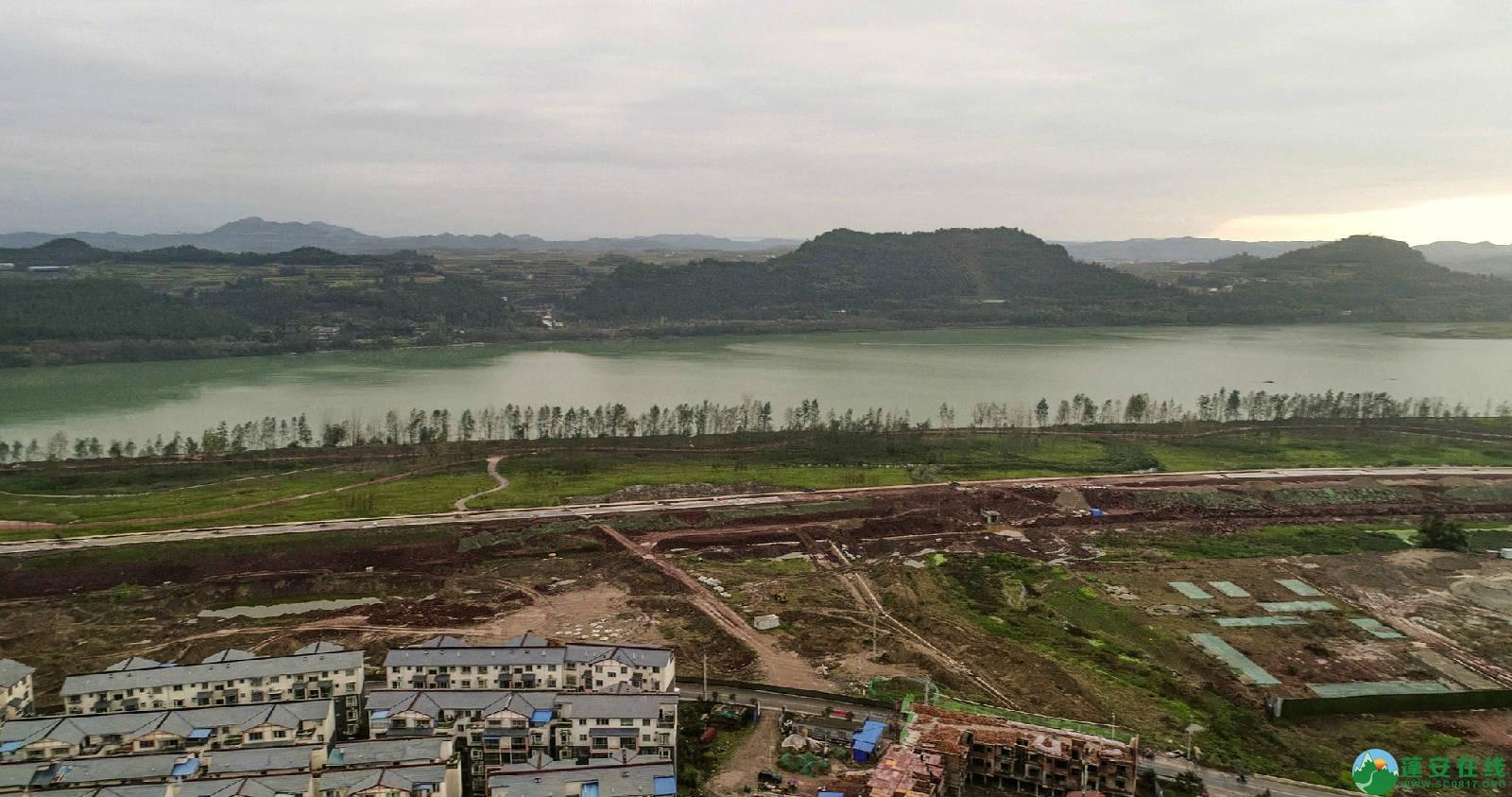 蓬安县锦屏镇建设新况 - 第2张  | 蓬安在线