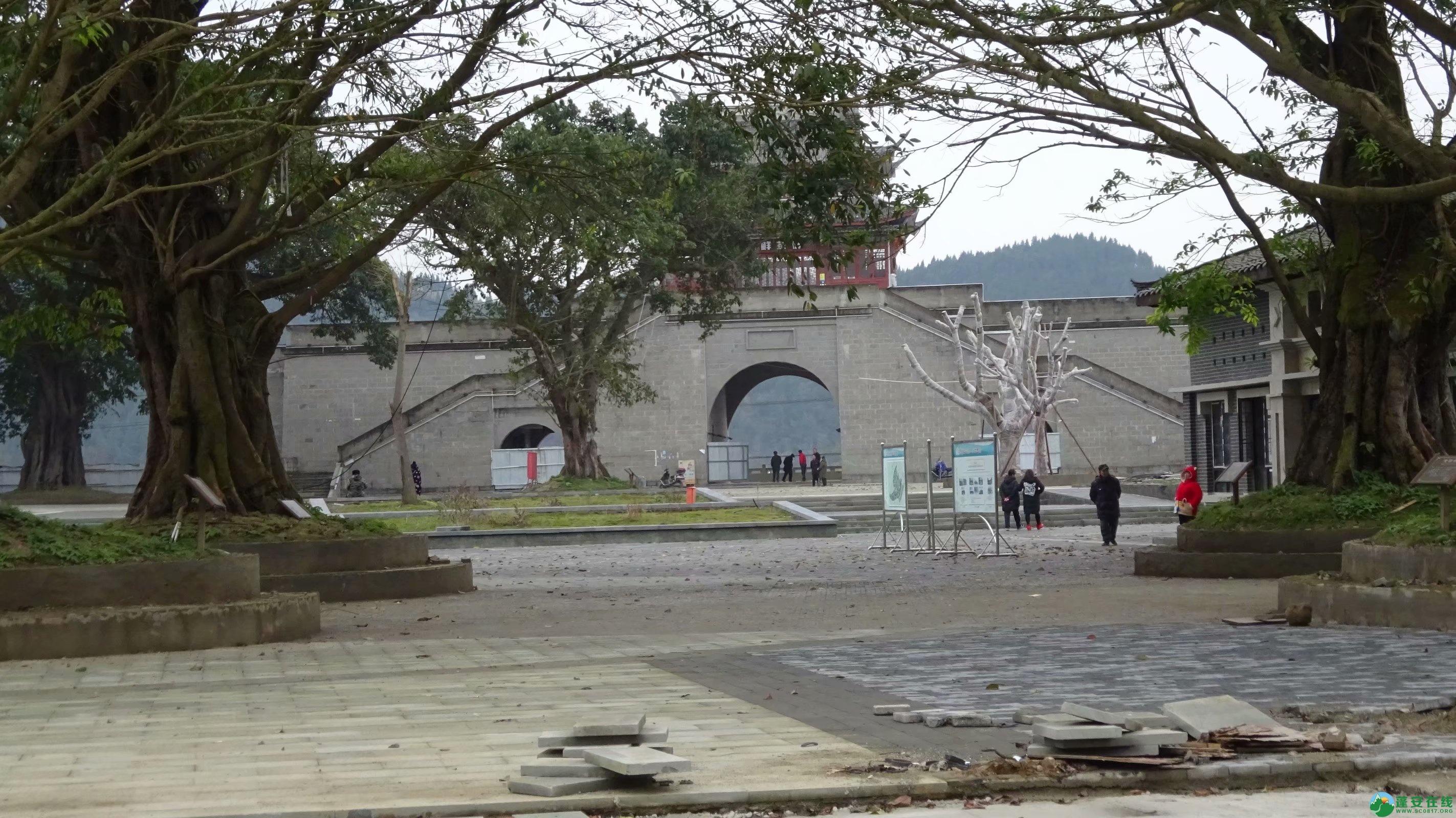 蓬安县锦屏镇相如故城最新进展 - 第1张  | 蓬安在线