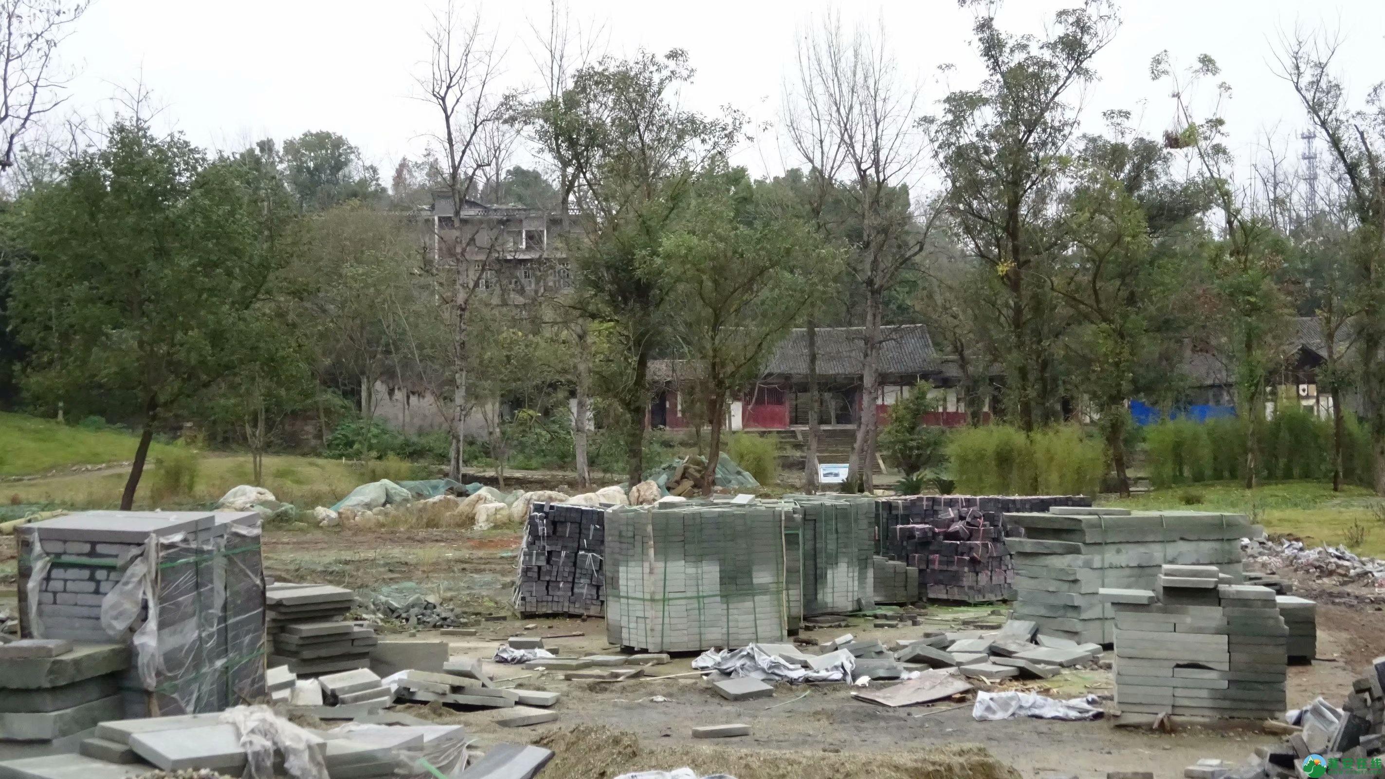 蓬安县锦屏镇相如故城最新进展 - 第6张  | 蓬安在线