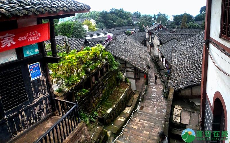蓬安周子古镇 - 第1张  | 蓬安在线