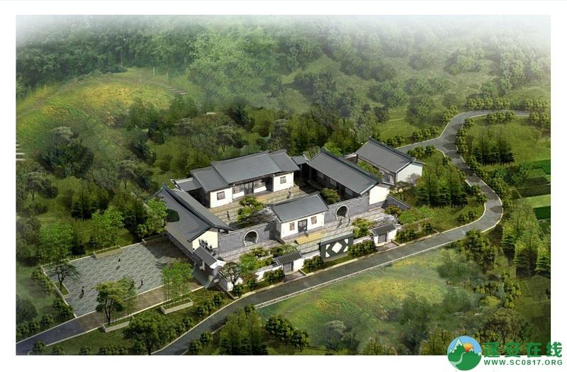 南充蓬安县相如故城整体方案预览 - 第2张  | 蓬安在线