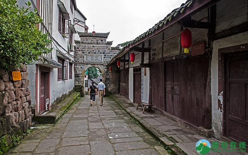 蓬安周子古镇 - 第3张  | 蓬安在线