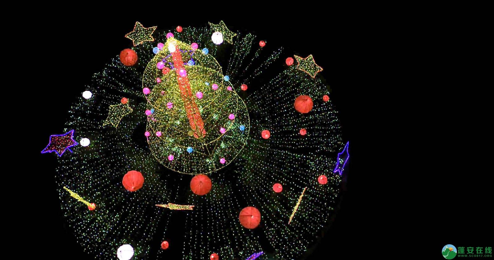 临近春节的蓬安夜色 - 第6张  | 蓬安在线
