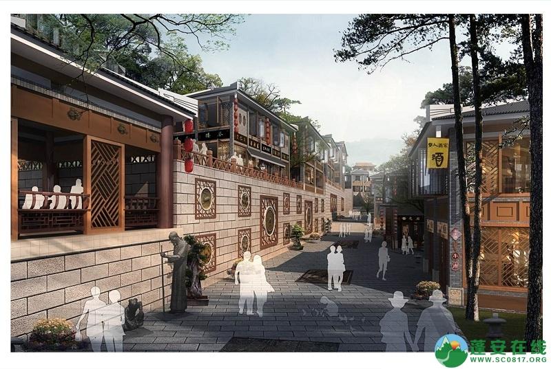 南充蓬安县相如故城整体方案预览 - 第10张  | 蓬安在线