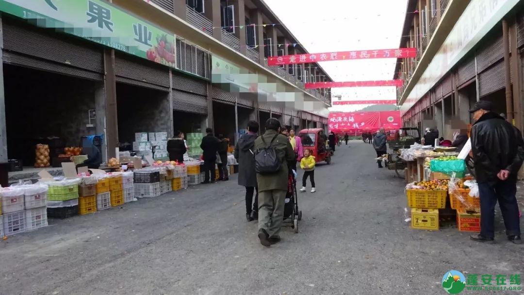 蓬安新建农贸城一览 - 第10张  | 蓬安在线