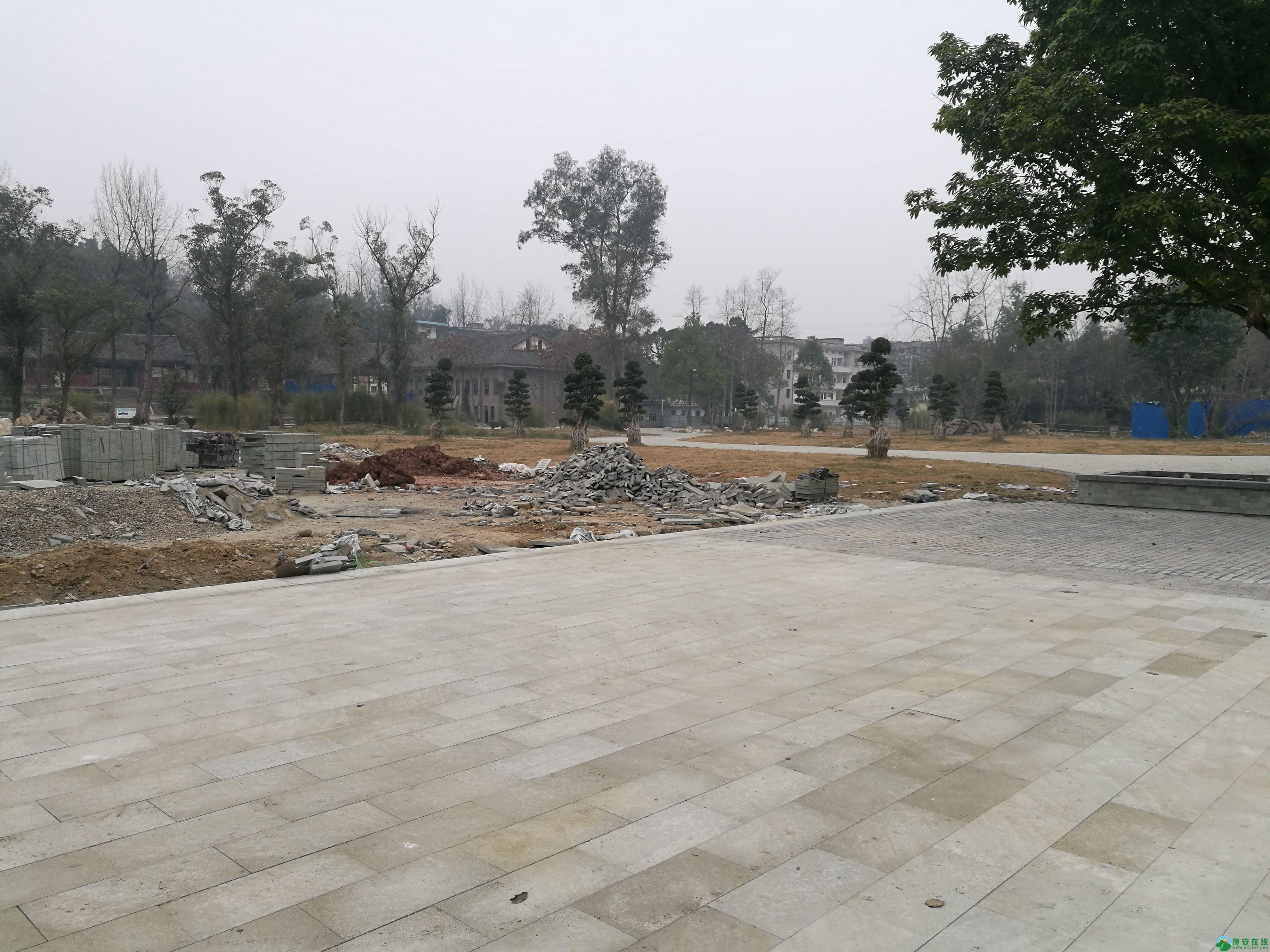四川蓬安县锦屏相如故城复原进展(2019年1月25日) - 第14张  | 蓬安在线