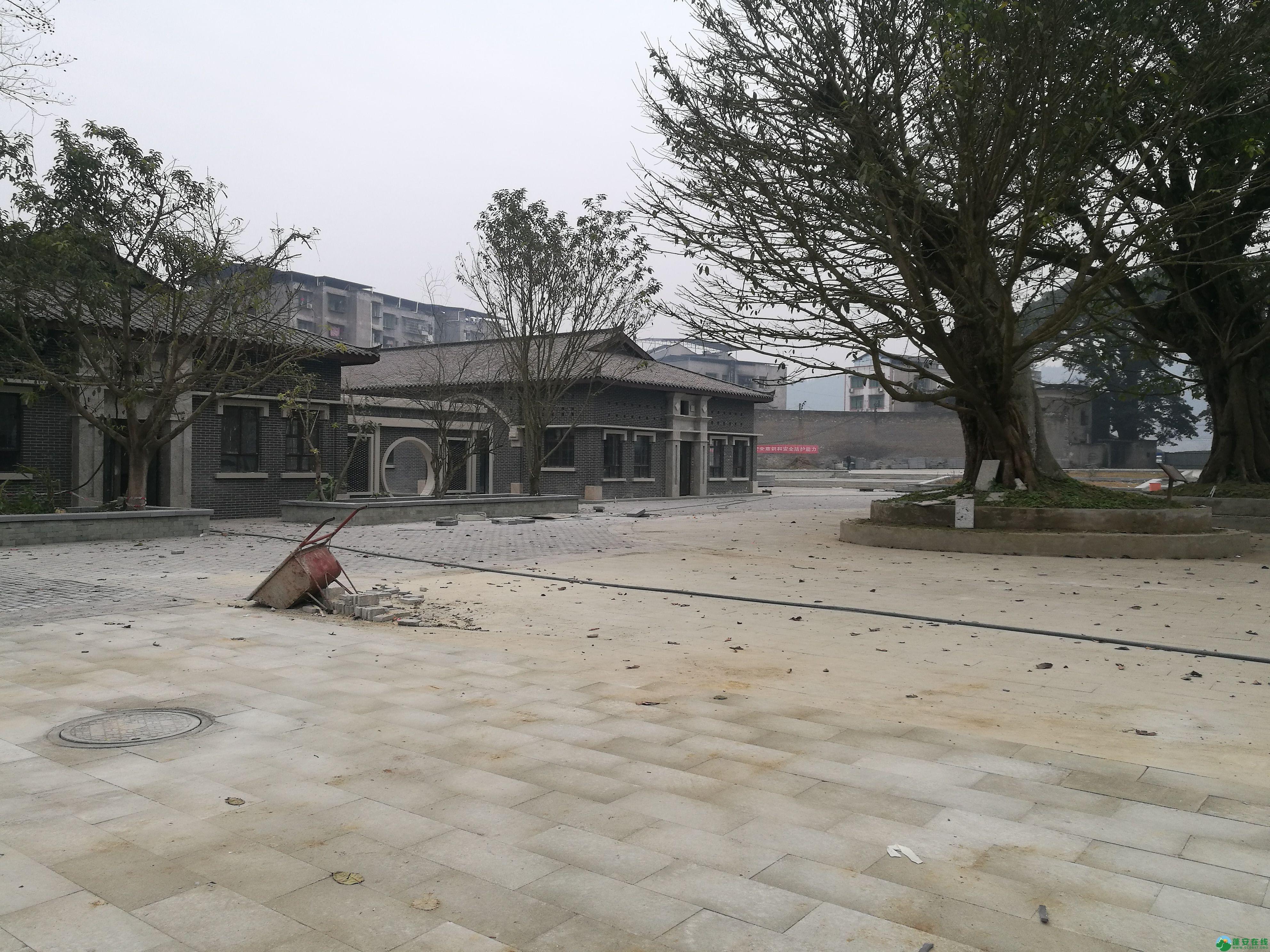 四川蓬安县锦屏相如故城复原进展(2019年1月25日) - 第16张  | 蓬安在线