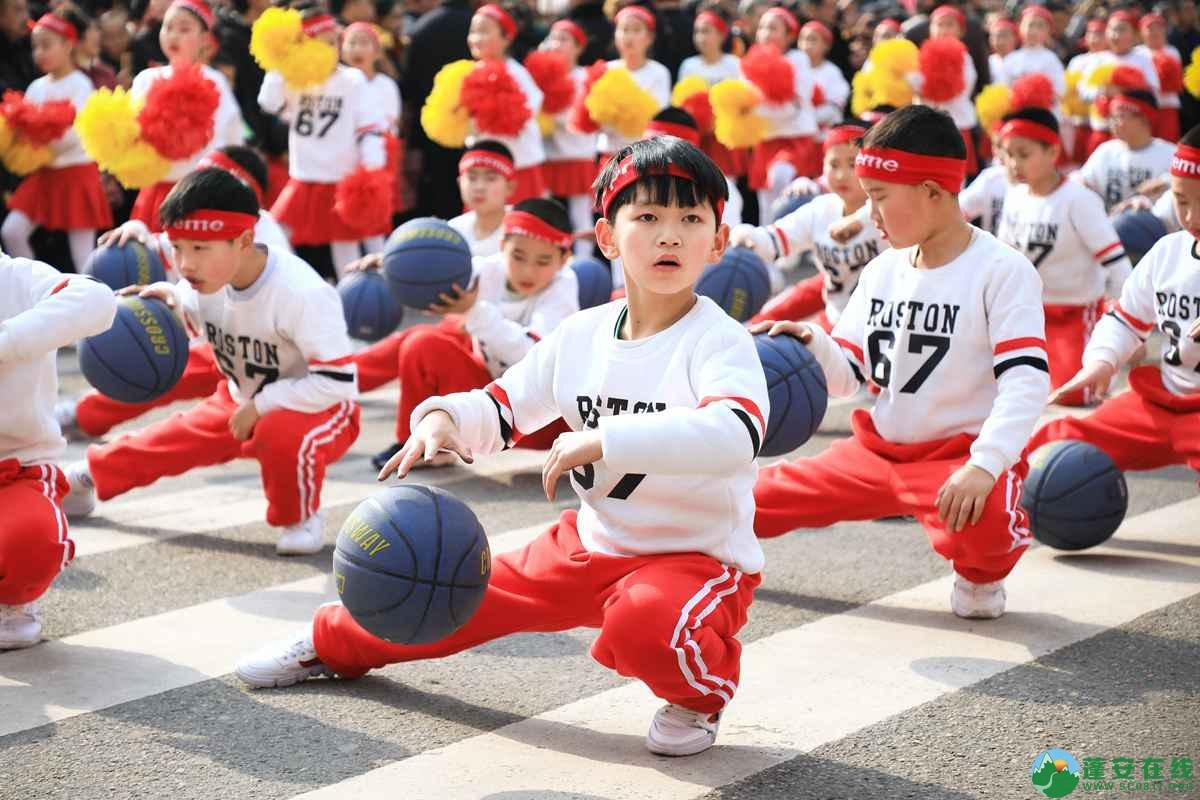 蓬安县2019年迎新春民间民俗街头文艺巡演精彩片段 - 第23张  | 蓬安在线